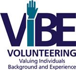 Vibe volunteering logo