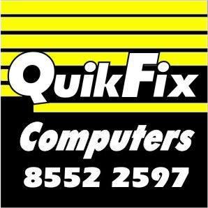 Quik Fix Computers logo